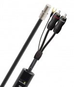 Audioquest Cougar tonearm cable - 5PIN přímý - RCA 1,5 m