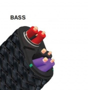Audioquest Robin Hood Bass 2,5 m