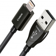 Audioquest Carbon USB A - Lightning - 0,75 m