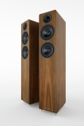 Acoustic Energy AE309 Real Walnut Wood Veneer