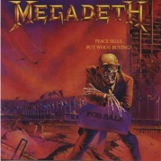 Megadeth - Peace Sells ... But Who´s Buying LP