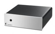 Stereozosilňovač Project Amp Box S strieborný