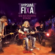 Vypsaná fixa - G2 Acoustic Stage CD+DVD