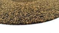 Tonar Cork Rubber mixture turntable mat
