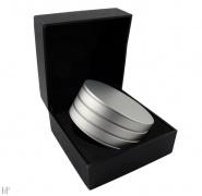 Ludic Audio Titran Record Stabilizer Aluminium Silver