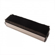 Spincare Professional Carbon Fibre Brush and Velvet Record Cleaning Pad