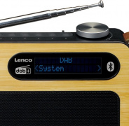 Lenco PDR-040BAMBOOBK