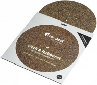 Pro-Ject Cork and Rubber It 3 mm