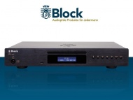 CD prehrávač AB Block C-250 čierny