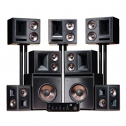 Klipsch KW-120-THX Black