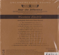 Western Electric - Hear The Difference CD/AAD