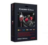 Audioquest Optický HMDI kabel Cherry Cola 10 m