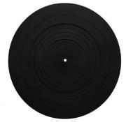 Ludic Audio Rubber LP Slip mat