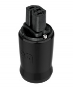 Audioquest Monsoon XTRM, napájecí kabel 1,0 m, koncovka IEC C-15