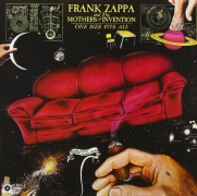 Frank Zappa - One Size Fits All - LP