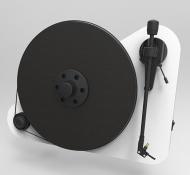 Pro-Ject VT-E BT White + Ortofon OM5e