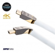 SUPRA HDMI-HDMI MET-S/B HD A/V 4 m