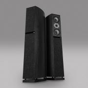 Jamo D 590 SE Black