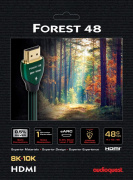 Audioquest Forest 48 HDMI 3,0 m - kabel HDMI-HDMI