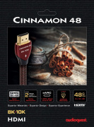 Audioquest Cinnamon 48 HDMI 1,5 m - kabel HDMI-HDMI