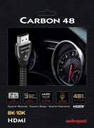 Audioquest Carbon 48 HDMI 0,6 m - kabel HDMI-HDMI