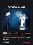 Audioquest Vodka 48 HDMI 1,5 m - kabel HDMI+HDMI