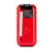 aiwa R-22RD Red
