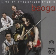 Beoga - Live At Stockfisch Studio - LP