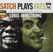Louis Armstrong - Satch Plays Fats LP