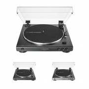 Audio-Technica AT-LP60x GM - silver
