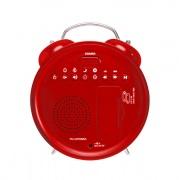 Rádio-budík BIGBEN RR90EPOKN red