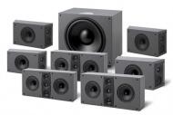 Jamo D 600 HCS 7.1 Stone Grey