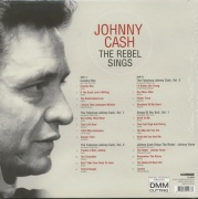 Johnny Cash - Rebel Sings LP