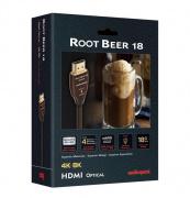 Audioquest Optický HMDI kabel Root Beer 18 5,0 m