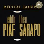 Edith Piaf - Bobino 1963 - Edith Piaf Et Théo Sarapo (Remastered 2015) - LP
