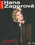 Hana Zagorová - Legenda - Málokdo ví (kniha+ DVD+CD)