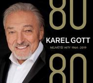 Karel Gott - 80/80 Největší hity 1964-2019 (4CD)