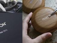 Denon AH-D9200 Bamboo wood