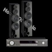 AQ Pontos 6 + Arcam HDA SA20