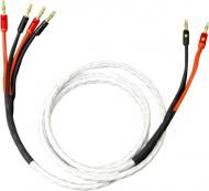 AQ 646-3BW - reproduktorová sada káblov, Bi-wire zapojenie 3,0 m