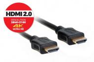 AQ KVH020 - kábel HDMI - HDMI 2m