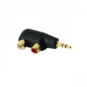Adaptér HARD-MINI-3,5/RCA