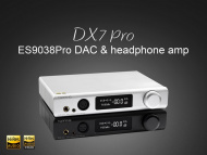 Topping DX7 Pro Black