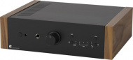 Pro-Ject Stereo Box DS2 Black/Walnut