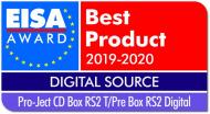Pro-Ject Pre Box RS2 Digital Black