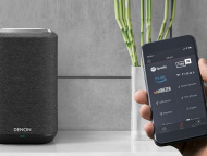 Denon HOME 150 Black