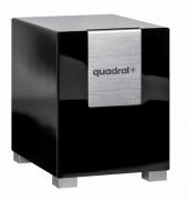 Quadral Qube 10 Aktiv Black High Gloss