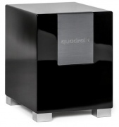 Quadral Qube 8 Aktiv Black High Gloss