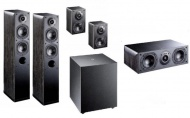 Indiana Line Nota X Home Cinema Set 5.1 Black Oak