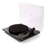 Rega Planar 1 Plus Gloss Black